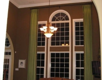 2-story window